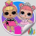L.O.L. Surprise Dolls Stickers Icon