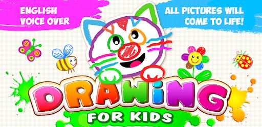 Coloring Games for kids 3 years & preschool games! apk