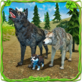 Furious Wolf Family Simulator Icon