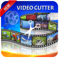 Video Cutter Real Video Trimmer Icon