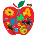 Kids Preschool Learning Games and Learn Alphabets Icon