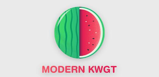 Illustrator widgets - KWGT Cool Widgets apk