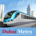 Dubai Metro Map (Free) Icon