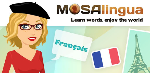 Learn French with MosaLingua apk