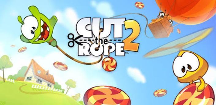 Cut the Rope 2 apk