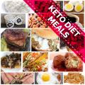 Keto Diet Meals Icon