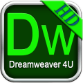 Dreamweaver 4U Icon