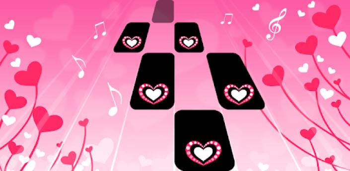 Magic Piano Pink Tiles - Music Game apk