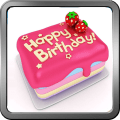 Birthday Greeting Cards  to you. Icon