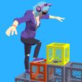 Milk Crate Challenge - Neighborhood Olympics Icon