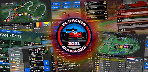 FL Racing Manager 2021 Lite apk