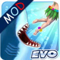Hungry Shark Evolution (Mod) Icon