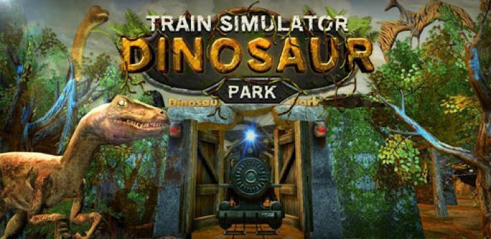 Train Simulator - Dino Park apk