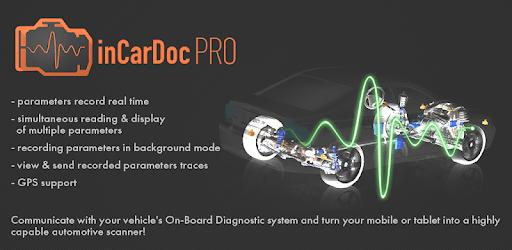 inCarDoc Pro   ELM327 OBD2 Scanner Bluetooth/WiFi apk