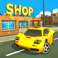 Speedy Car City Food Delivery: Restaurant Game 3D Icon