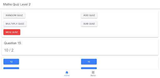 Smart Math Quiz apk