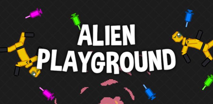 Alien Stick Playground: Human Ragdoll apk