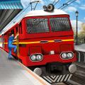 Egypt Train Simulator Games : Train Games Icon