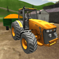 Tractor Trolley -  Simulator Game Icon