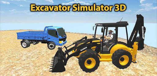 Excavator Simulator 3D Construction Simulator apk