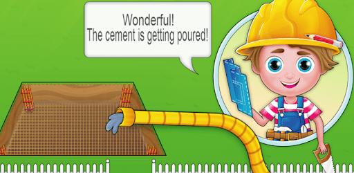 Build a house - Building games apk