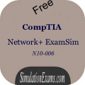 Network+ Exam Simulator Icon