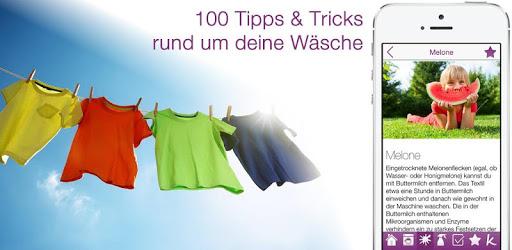 100 Tipps für deine Wäsche apk