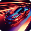 Racing in Ferrari :Unlimited Race Games 2020 Icon