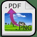 Image To PDF Converter, png jpg to pdf converter Icon