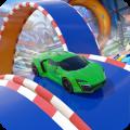 Car Stunt Racing - Climb Stunt Ramp Car Games Icon