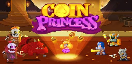 [VIP]Coin Princess: Tap Tap Retro RPG Quest apk