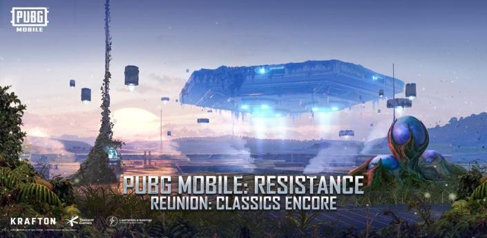 PUBG MOBILE: RESISTANCE apk