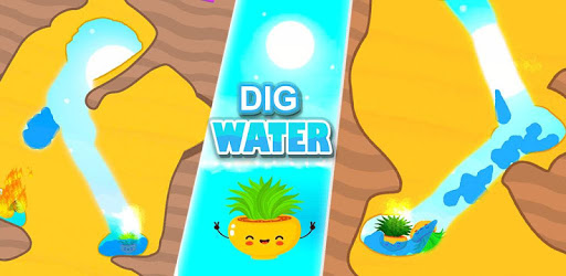 Dig out water plants apk
