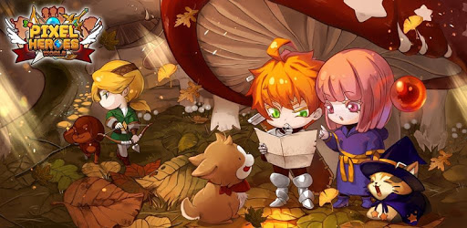 Roem - Pixel Dungeon Raid apk