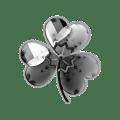 GO Launcher EX Theme Silver Icon
