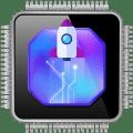Quad Core Processor Booster Max Icon