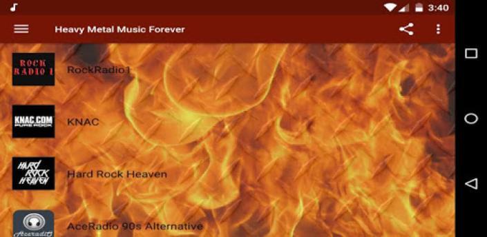 Heavy Metal Forever apk