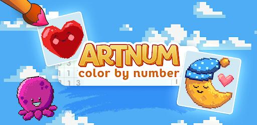 ARTNUM - Color by Number & Pixel Art apk