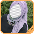 Muslim Scarf Photo Editor – Hijab Photo Maker Icon