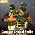 Counter Critical Strike - FPS Army Gun Shooting 3D Icon