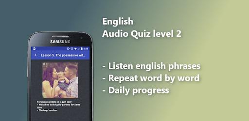 English b2 level test apk
