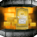 SMS Sounds Ringtones Icon