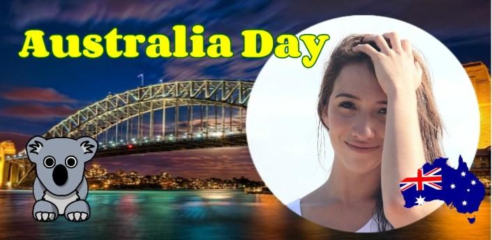 Australia Day Photo Frames apk