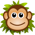 Skip Jack Monkey Icon