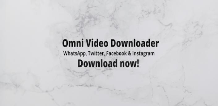 Omni - Video Downloader apk