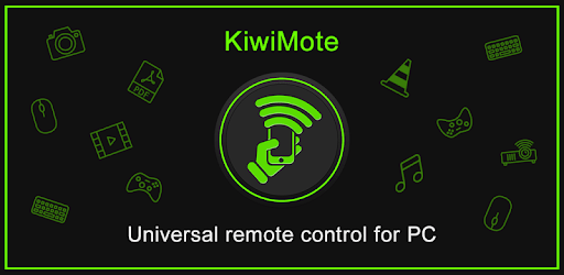 KiwiMote: WiFi Remote Keyboard and Mouse for PC apk