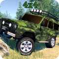 Russian Cars: Offroad 4x4 Icon