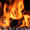 Real Fire Live Wallpaper Icon