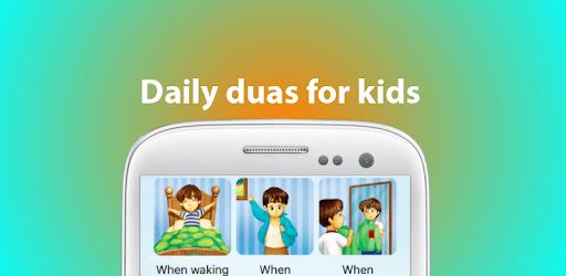 Daily duas for kids Muslim dua apk