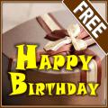 Happy Birthday Wishes Icon